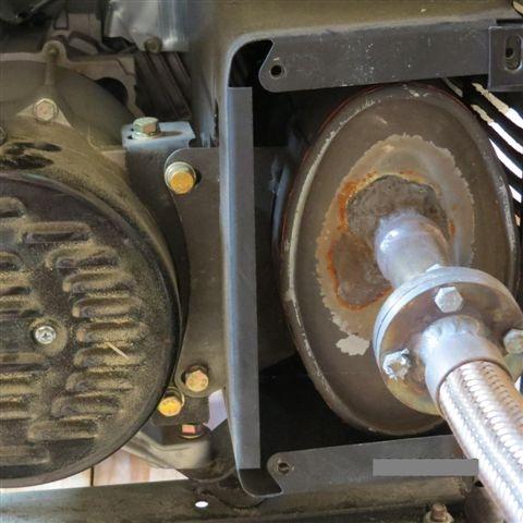 Колёса для бензогенератора своими руками 46